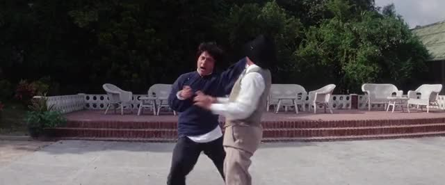 Watch and share Drunken Master 2 GIFs and Jackie Chan GIFs by Heroes Three Podcast on Gfycat