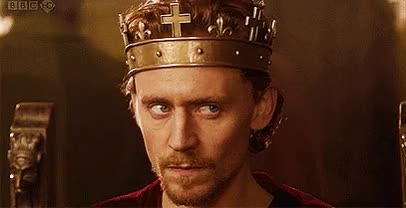 Watch king henry GIF on Gfycat. Discover more tom hiddleston GIFs on Gfycat