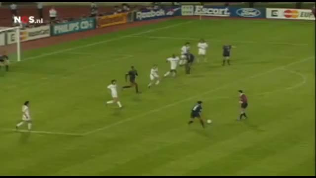 Watch Patrick Kluivert winning goal versus AC Milan GIF by @kevinsuave on Gfycat. Discover more afc ajax, ajaxdaily, kluivert GIFs on Gfycat
