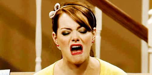 Watch and share Disgusting GIFs and Emma Stone GIFs by Reactions on Gfycat