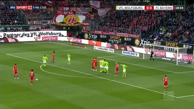 Watch and share Wolfsburg Vs Bayern Munich_20170429_175019 GIFs by johnmorra on Gfycat
