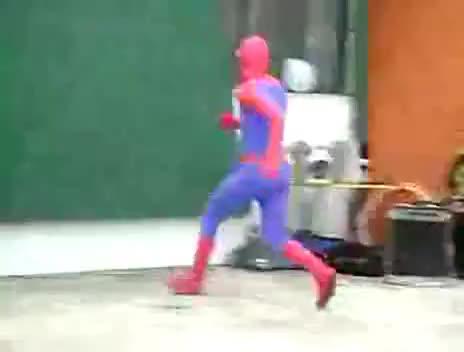 Watch SM GIF on Gfycat. Discover more aranha, comedia, homem, tombo GIFs on Gfycat