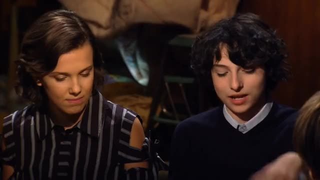 Watch this trending GIF on Gfycat. Discover more finn wolfhard GIFs on Gfycat