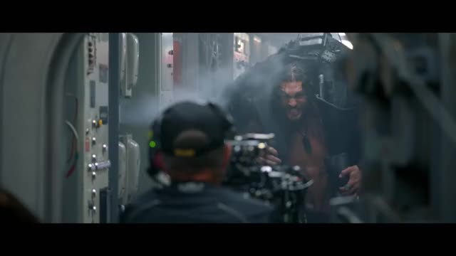 Watch AQUAMAN Behind The Scenes GIF on Gfycat. Discover more aquaman, aquaman trailer, celebs, clip, dc, jason momoa, justice league, superhero, trailer, tv spot, zack snyder GIFs on Gfycat