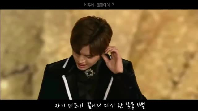 Watch and share 비투비 괜찮아요 GIFs and 비투비 육성재 GIFs by Koreaboo on Gfycat