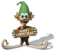 Watch and share Merry Christmas Elf GIFs on Gfycat
