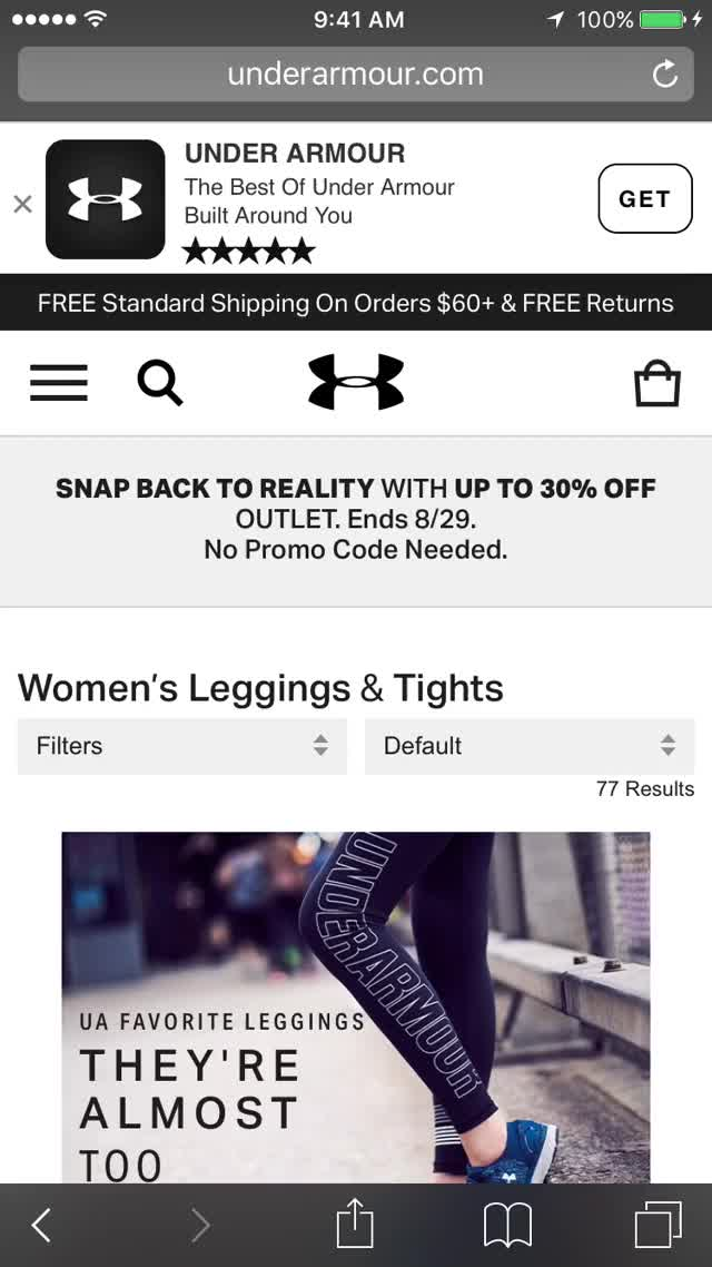 Watch and share Under Armour - Journeys Banner GIFs on Gfycat