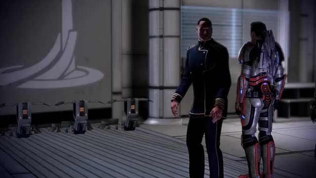 Watch and share Mass Effect 2 GIFs and Geforcegtx GIFs by Kaedal on Gfycat