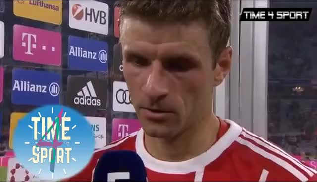 Watch and share Thomas Müller GIFs on Gfycat