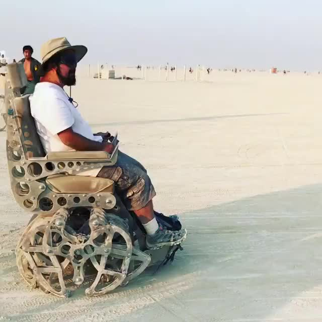 Watch and share Walking Chair GIFs by PM_ME_STEAM_K3YS on Gfycat
