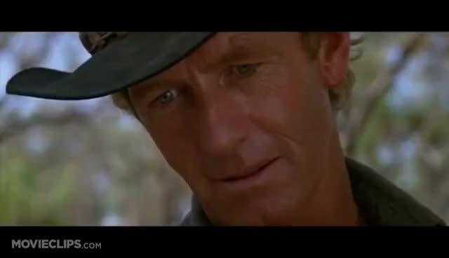 Watch and share Crocodile Dundee GIFs on Gfycat