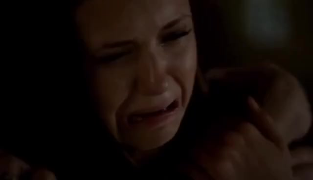 Watch The Vampire Diaries: Elena breaks down and turns off her humanity (4x15) [HD] GIF on Gfycat. Discover more Enzo, TVD, clip, hd, scene GIFs on Gfycat