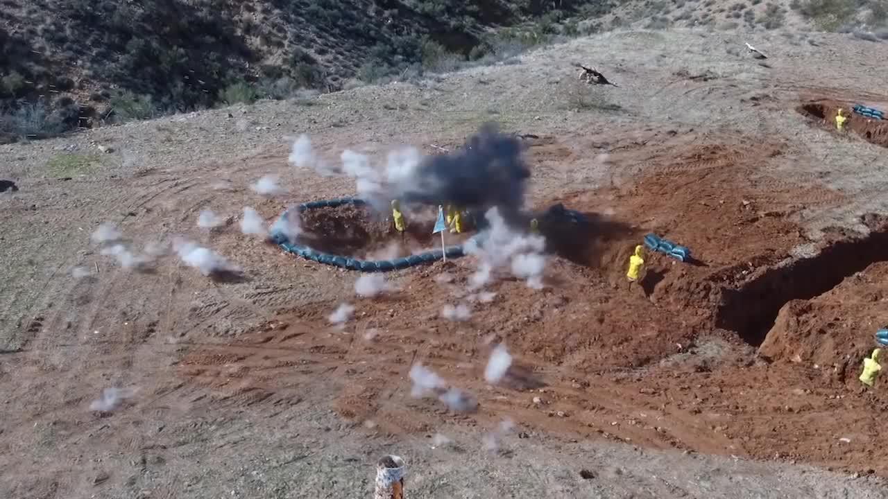 military, 40mm Airburts Rounds GIFs