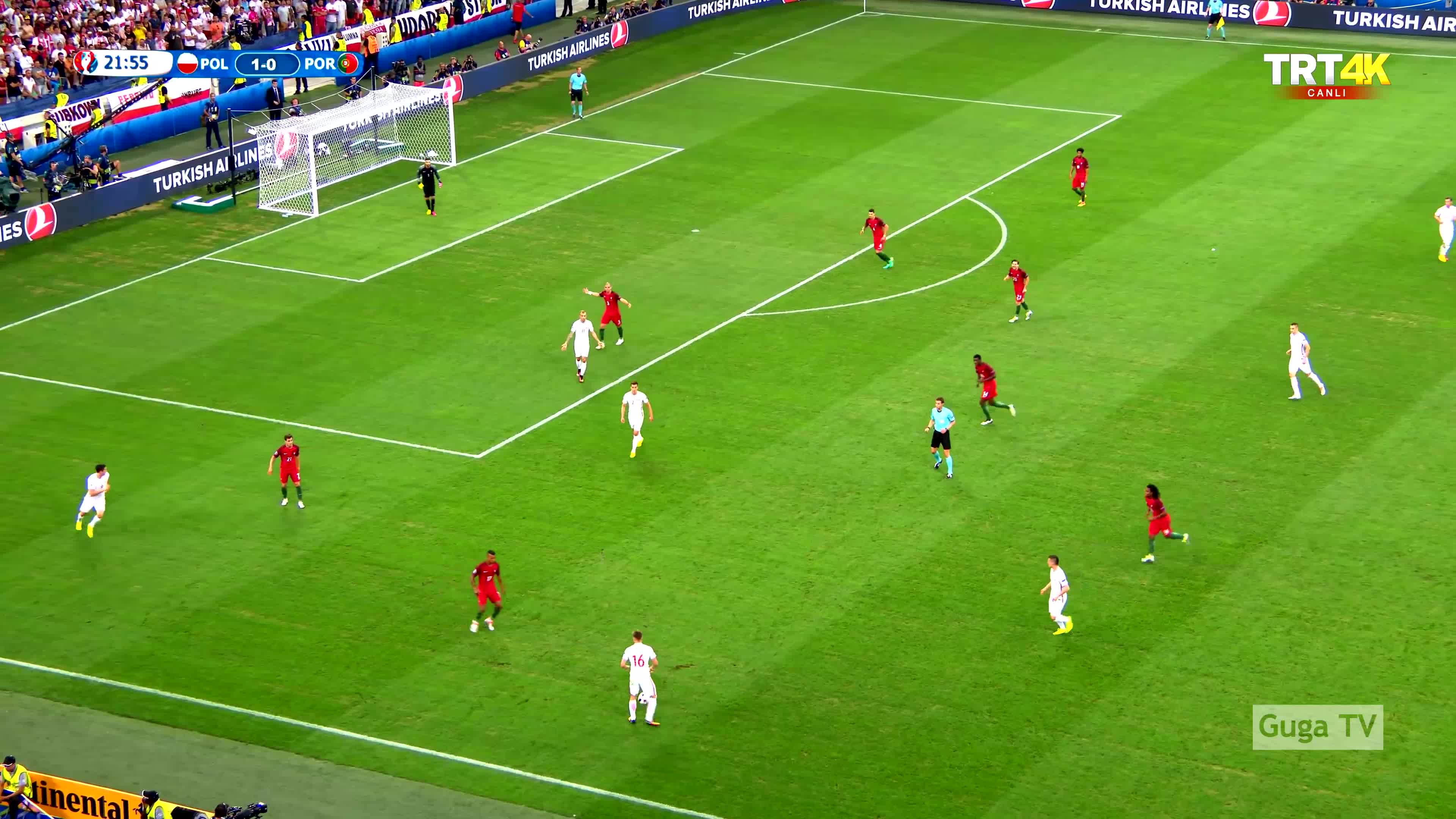 Portugal vs Poland GIFs