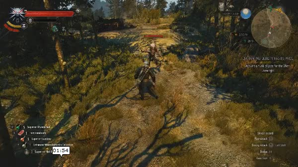 The Witcher 3 best overhaul mods: Ghost Mode and Witcher 3