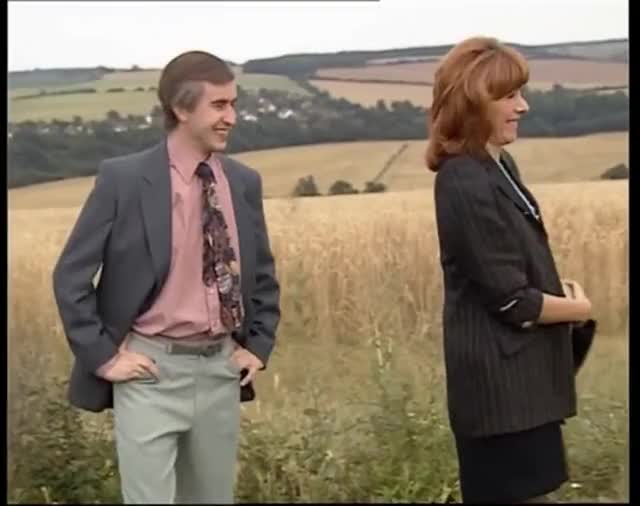 Watch and share Alan Partridge... You're Mad GIFs on Gfycat