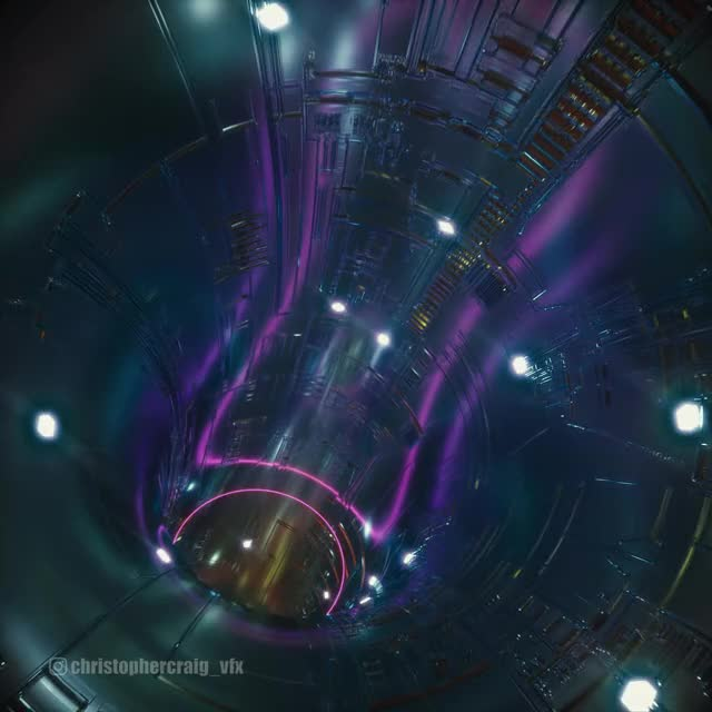 Watch and share Wormhole Sequence GIFs by vendilion_chris on Gfycat