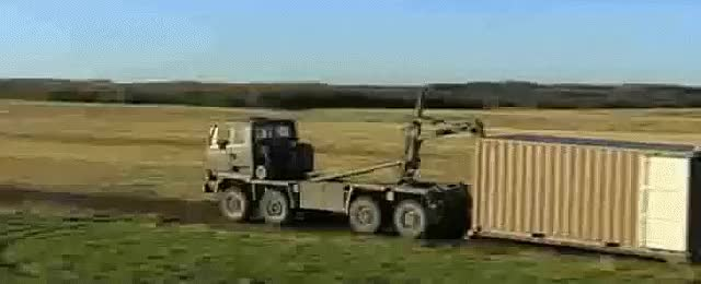 Watch and share British Army HESCO RAID 7 Concertainer System ZPuw-f8JMTw GIFs on Gfycat