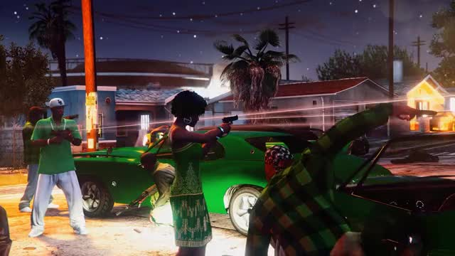 Watch and share Grove Street GIFs and Gta Online GIFs on Gfycat