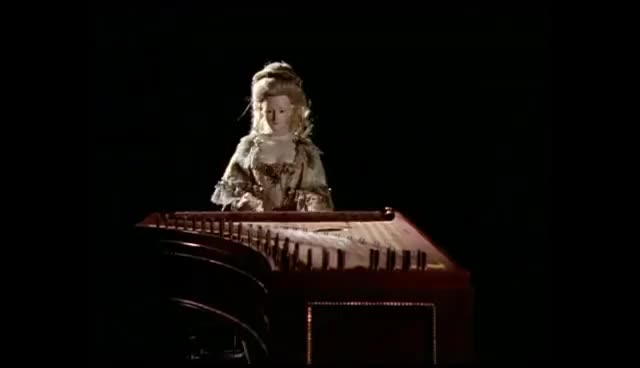 Watch David Roentgen's Automaton of Queen Marie Antoinette, The Dulcimer Player (La Joueuse de Tympanon) GIF on Gfycat. Discover more related GIFs on Gfycat