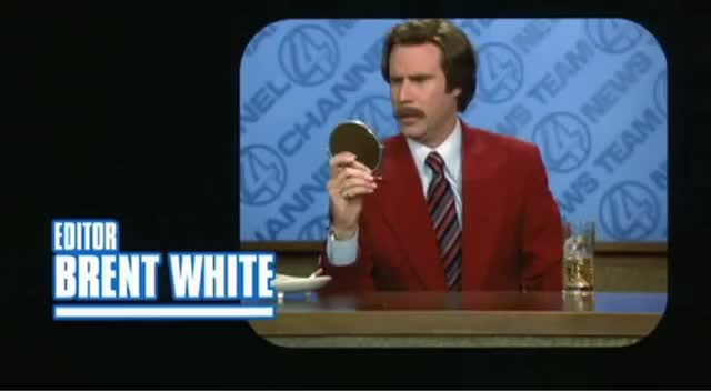 Watch Anchorman bush league GIF on Gfycat. Discover more Audrey, Bags, Bush Leeague, Punch you, Ron Burgundy GIFs on Gfycat