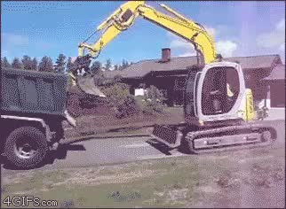 Watch and share Construction GIFs on Gfycat