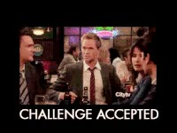 Watch and share Challenge Accepted GIFs on Gfycat