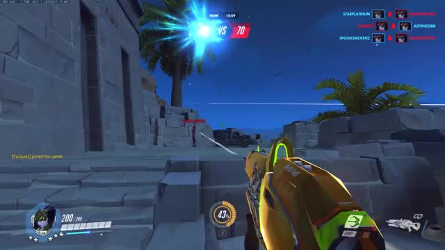 Watch Widow HS Only 3K Necropolis GIF on Gfycat. Discover more ana, overwatch GIFs on Gfycat