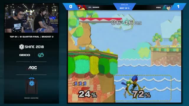 Watch and share C9 Mang0 Vs Rishi GIFs and Shine 2018 GIFs on Gfycat