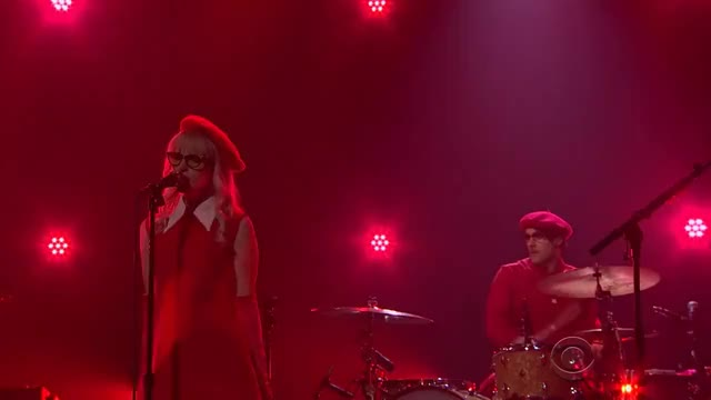 Watch Paramore: Told You So GIF on Gfycat. Discover more Colbert, Hollywood, Humor, carpool, cbs, celeb, celebrities, celebrity, comedian, comedy, corden, famous, funny, impressions, joke, jokes, karaoke, monologue GIFs on Gfycat