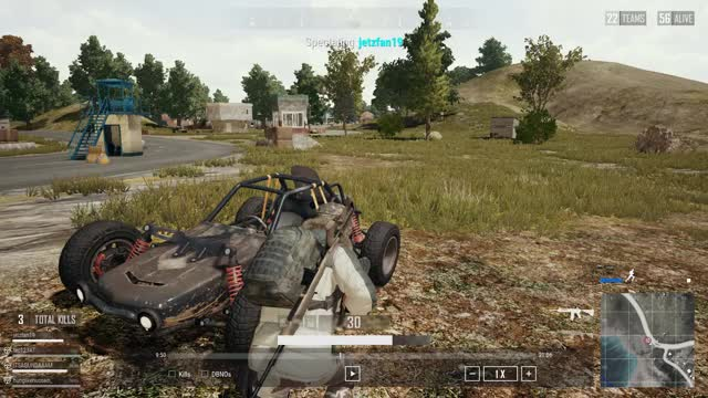 Watch PLAYERUNKNOWN'S BATTLEGROUNDS Road Rage GIF by @jetzfan19 on Gfycat. Discover more PUBATTLEGROUNDS, driving, gamer, pc, pubg, run over, video games GIFs on Gfycat