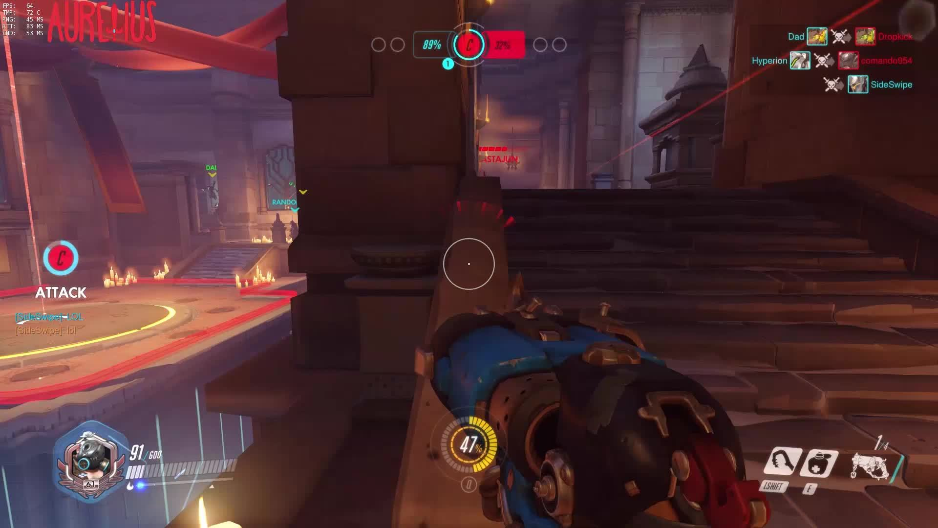 Suicide hook to win the round GIFs