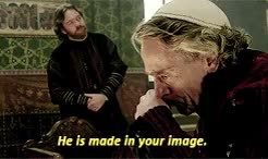 Watch this jeremy irons GIF on Gfycat. Discover more cesare borgia, françois arnaud, jeremy irons, my baby just wants his father to be proud of him nooooo, my photoset, p: the borgias, rodrigo borgia, the borgias GIFs on Gfycat