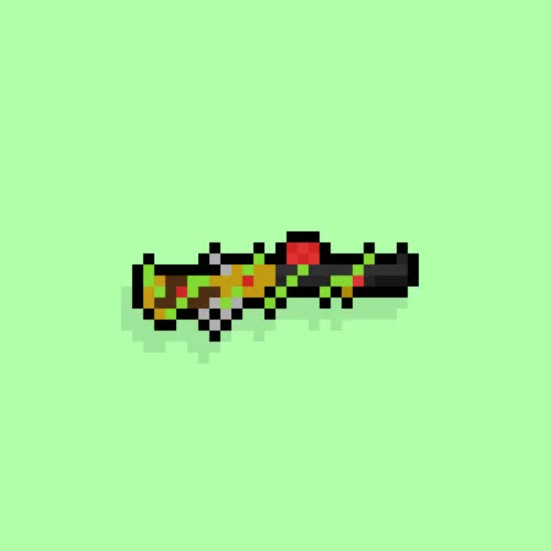 Watch and share Pixelart GIFs and Gun GIFs by apple jelly on Gfycat