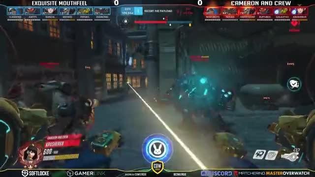 Watch Watch Softlocke's stream highlight: COW Minutemen #27 | @Cowleague - Plays.tv GIF on Gfycat. Discover more Competitiveoverwatch, competitiveoverwatch GIFs on Gfycat