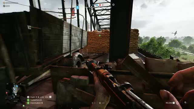 Watch and share Battlefield Moment GIFs and Battlefield V GIFs by proe24 on Gfycat