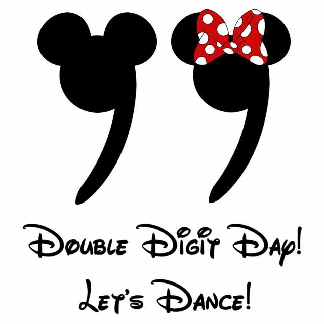 Watch and share Double Digit Dance Day! » The Purple Pumpkin Blog GIFs on Gfycat