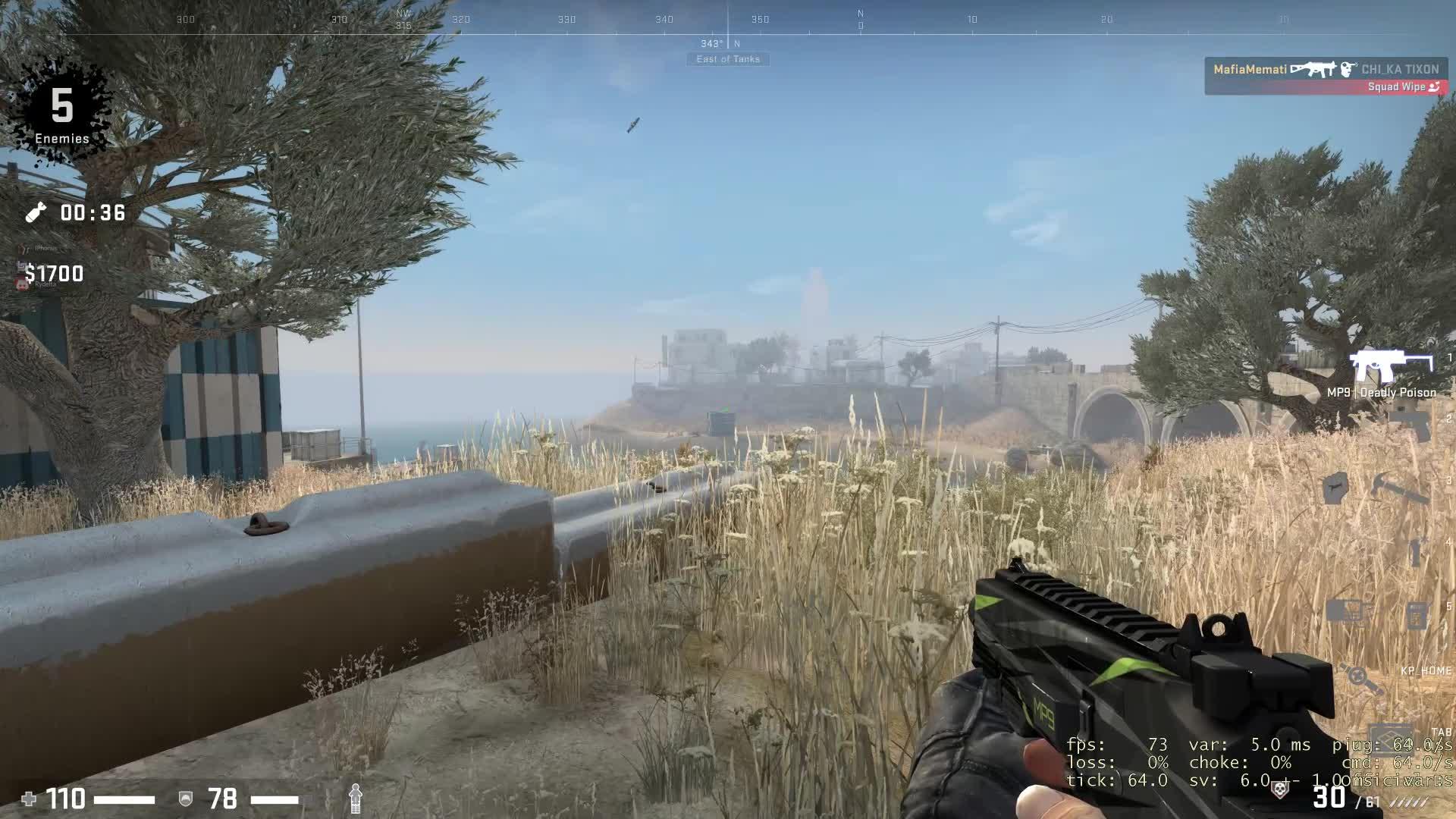 cs:go, csgo, dangerzone, onetap, CS:GO Dangerzone random pistol onetap GIFs