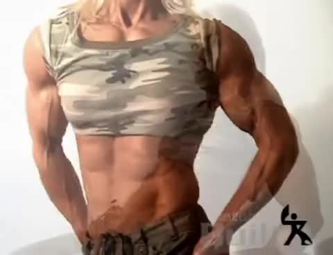 Watch and share FBB Ripped Abs GIFs on Gfycat