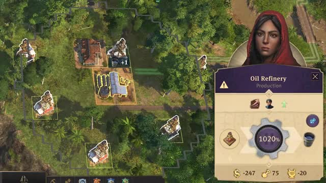 Watch Anno 1800 Oil GIF by @screenstriker on Gfycat. Discover more related GIFs on Gfycat