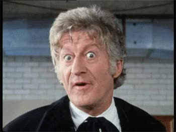 Watch and share Wink Wink (Doctor Who) GIFs on Gfycat