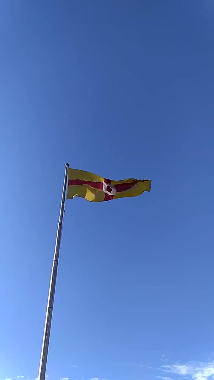 vexillology, flag waving dub GIFs