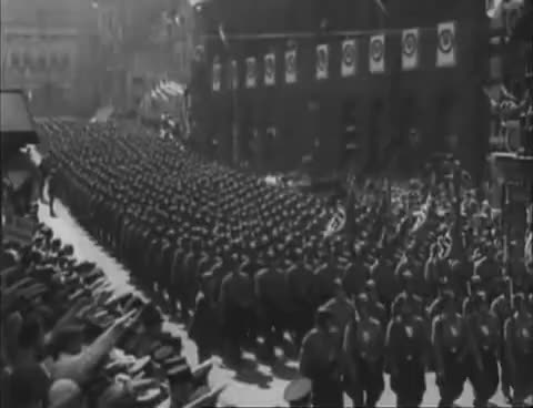 Watch and share Triumph Des Willens (1935) - Triumph Of The Will GIFs on Gfycat