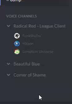 discordapp, Don't you wish your admin bot was hot like ours (Dynamic renaming/adding/deletion of voice channels) (reddit) GIFs