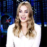 Watch and share Margot Robbie GIFs by Reactions on Gfycat