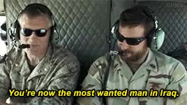 Watch and share The Devil Of Ramadi GIFs and American Sniper GIFs on Gfycat