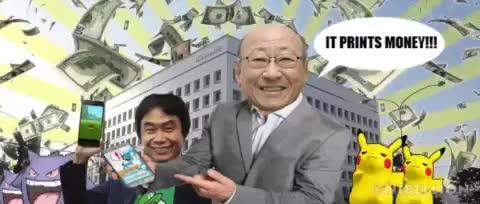 Money Nintendo