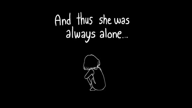 Watch and share Always Alone, Gif, Hailey, Imaginary Friends, Lonely GIFs on Gfycat
