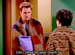 Watch and share Chandler X Monica GIFs and Chandler Bing GIFs on Gfycat