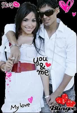 Ana Isabel y Ken-Y